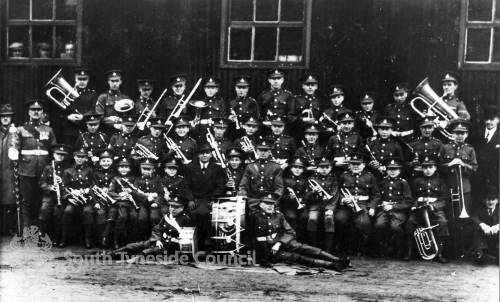 Durham Light Infantry Band