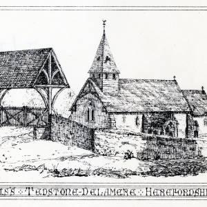St James Church, Tedstone Delamere