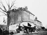 London Road, London House, Mitcham.