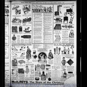 Reading Mercury 1914-1920
