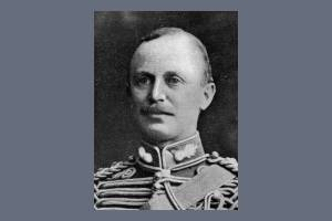 Major Charles Stewart Holland