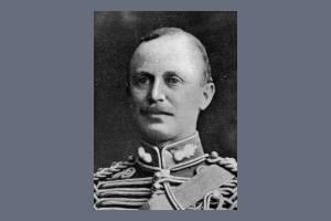 Major Charles Stewart Holland