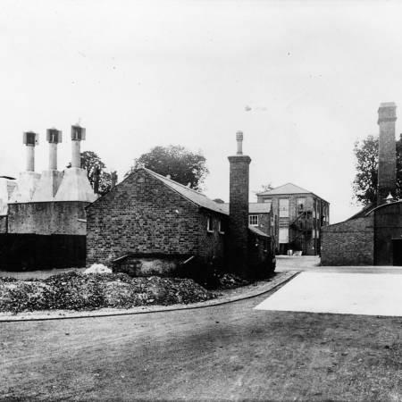 Photograph of William Harland & Sons Ltd, Phipps Bridge Road, Mitcham