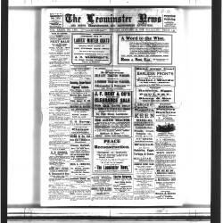 Leominster News - January 1919