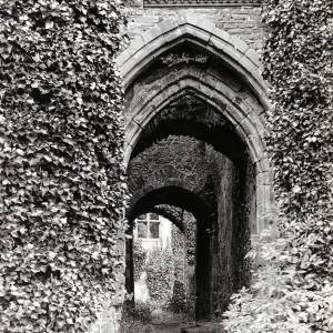 Bramton Bryan castle gateway