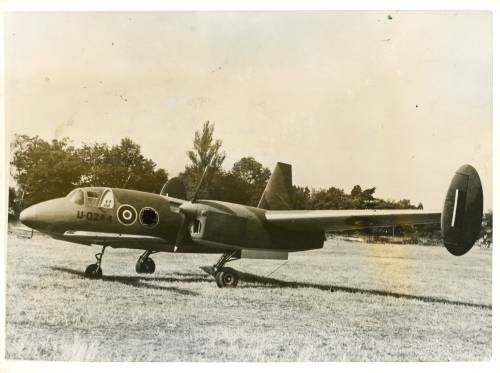 Miles 39 aeroplane