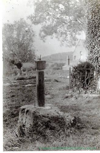Vowchurch Cross