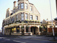 The White Lion of Mortimer, formerly the Buck's Head, Fair Green, Mitcham