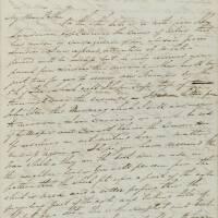 Letters from Robert Stephenson