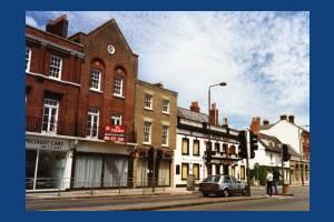 White Hart, London Road