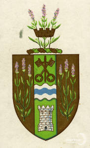 Mitcham's Coat of Arms