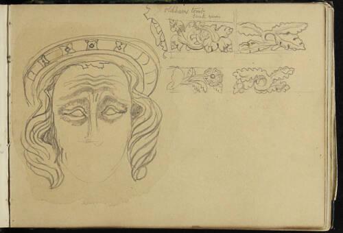 Page 6 of sketchbook 2
