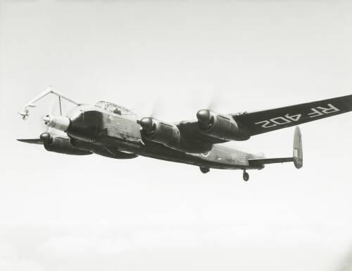 Avro Lincoln: Napier