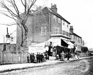 London House, Whitford Lane