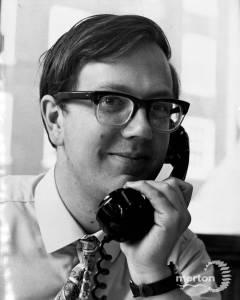 Richard Oliver Faulkner, Merton Councillor