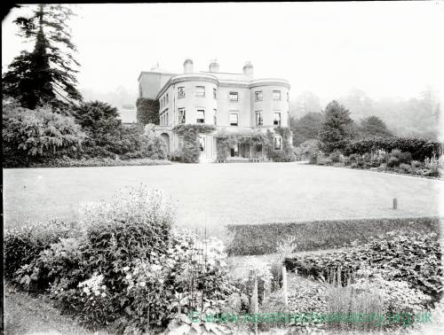 Underdown, house of Spencer Henry Bickham