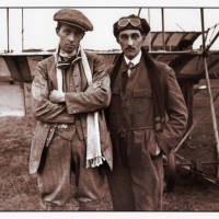 Hubert and Patterson, pioneer aviators