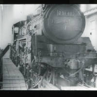 Locomotive D51 403