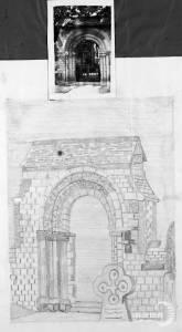 Merton Priory Gateway.