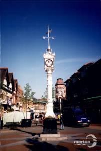 Fair Green, Mitcham: Clocktower