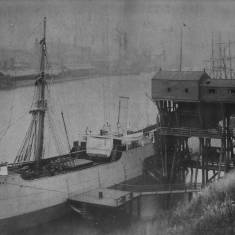 Coal Staithes, South Shields