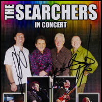 Flyer - The Searchers in Concert 2014