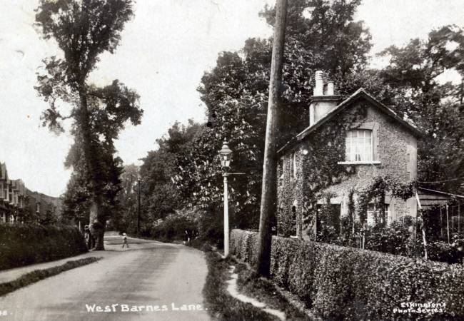 West Barnes Lane, West Barnes