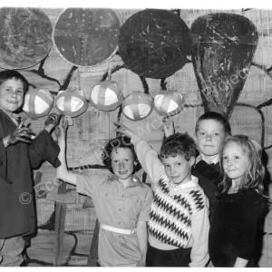 Coit Junior School Chapeltown Kids Castle Fun 1986 a