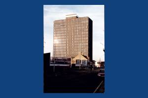 Christchurch Road, Colliers Wood: Lyon Tower