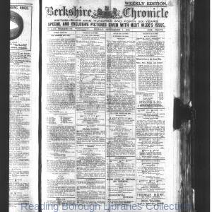 Berkshire Chronicle Reading 09-1916