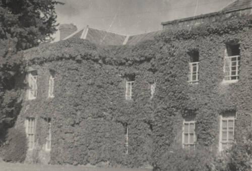 Cruwys Morchard House, c1900, Cruwys Morchard