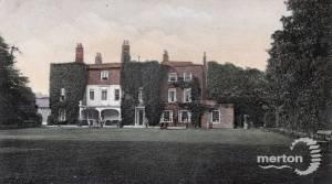 Merton High Street,  Gate House, Merton