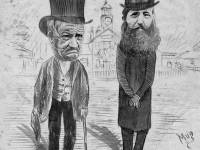 Mitcham Vicar, D.F. Wilson and Billy Ramsey