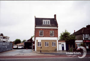 Express Dairies,  London Road, Morden