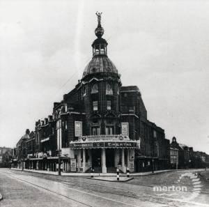 Wimbledon Theatre, Broadway, Wimbledon