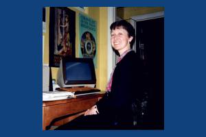 Jean Harris, Wimbledon Reference librarian