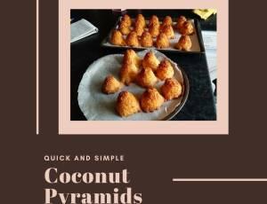 Coconut Pyramids