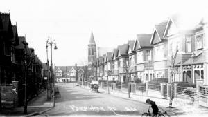 Farquhar Road, Wimbledon Park
