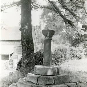 Westhide Cross, 1928