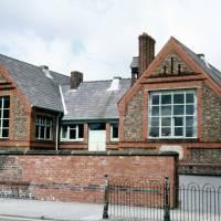 Halsall School in Crosby