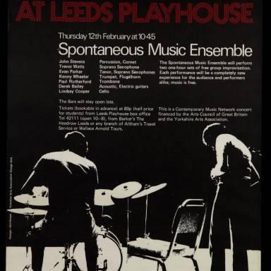 Spontaneous Music Ensemble 1976
