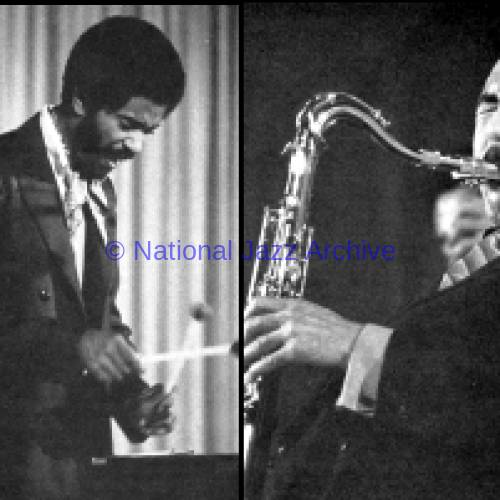 Bobby Hutcherson and Harold Land