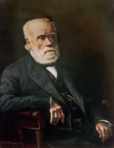 1866: Sir Joseph Whitworth