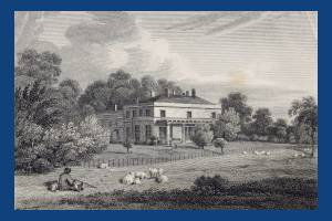 Wimbledon Park House: Home of Earl Spencer