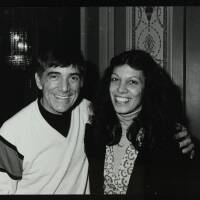 Louie Bellson with Lena Antonis