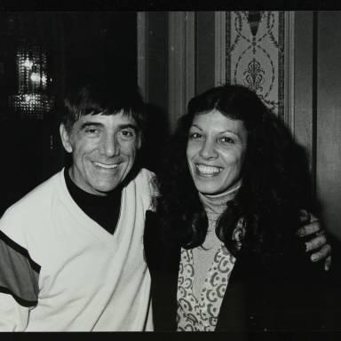 Louie Bellson with Lena Antonis