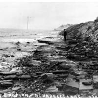 Blundellsands, Coastal erosion