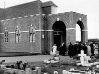 Opening of New Chapel in Morden