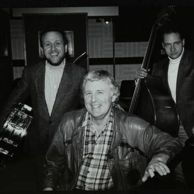 Bobby Worth, Brian Dee and Mario Castronari (left to right)