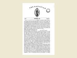 The Radleian 1866 - No. 7 December